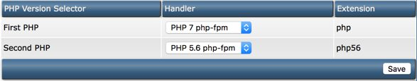 multiple-php-directadmin